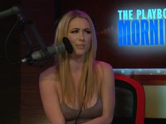 Playboy morning show talks march madness videos