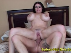 Big tits brunette had a cream on tit fuck movies at find-best-videos.com