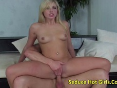 Hot blonde kelly get fucked and got a facial videos
