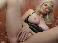 Monik is a blonde milf with big tits and an ass ready to be fucked! videos