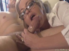Milf secretary is bad milf movies at find-best-tits.com