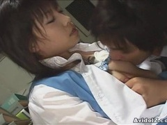 Hot japanese secretary pounded by her boss uncensored tubes at lingerie-mania.com