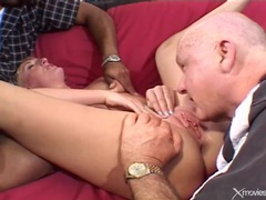 His wife blows a new dude and gets laid movies at kilosex.com