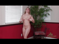 Solo girl with shoulder tattoos hangs out naked movies at kilopills.com
