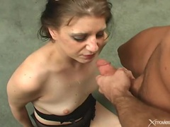 Making her gag with a throat banging movies at very-sexy.com