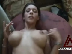 Fucking big cock into her slender body on the couch movies at find-best-mature.com