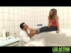 He washes her feet and sucks on her sexy toes movies at dailyadult.info