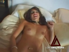 His sexy gf wears jewelry for a tasty hardcore fuck videos