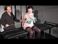 Tattooed chest on the clothes pins girl movies at sgirls.net