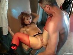Horny slut katja kassin throat and ass fucked videos