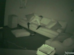 Solo girl has dildo sex in a voyeur video movies at kilovideos.com
