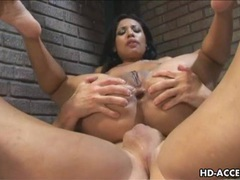 Prison bitch gets hard anal drilling from the screw videos