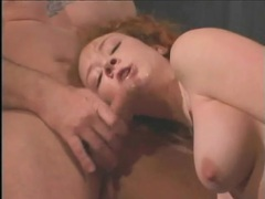 Curly redhead audrey hollander sucks hard dick movies at relaxxx.net