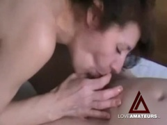 He films his wife sucking dick and fucking lustily movies at find-best-mature.com