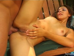 Anally penetrated cutie in pigtails movies at find-best-babes.com
