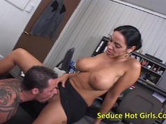 Veronica rayne -huge tits milf do tit fuck and got facial cum videos