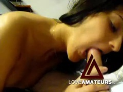 Sexy homemade blowjob from a cute young lady movies at find-best-ass.com