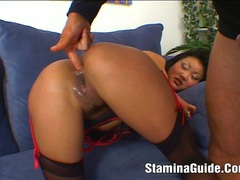 Lucy lee -big tits asian loves doggy style  2 movies at find-best-ass.com