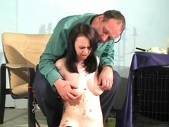 Slut made to eat food soaked in her pussy movies at kilomatures.com