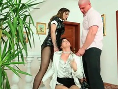 Latex french maid and couple piss on each other movies at find-best-ass.com