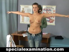 Gyno exam for shy teen babe movies at dailyadult.info