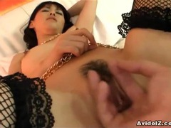 Japanese babe loves cock uncensored videos