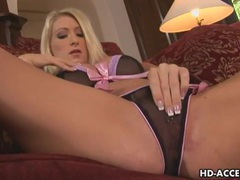 Blonde babe with big tits gets fucked movies