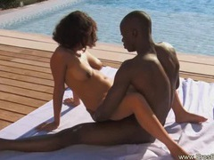 Ebony outdoor sex techniques tubes at thai.sgirls.net