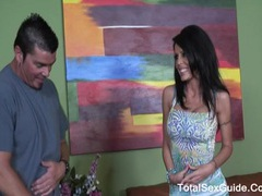 Tabitha stevens - big cock inside her pussy videos