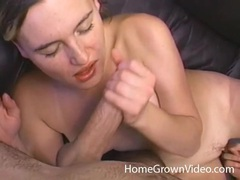 Blowing a big cock that fucks her young pussy movies at kilotop.com