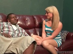 Black dude licking armpits and eating her pussy movies at sgirls.net