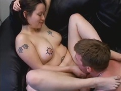 Curvy girl with tattooed tits fucked hardcore movies at find-best-videos.com