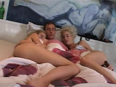 After hours threesome party movies at find-best-panties.com