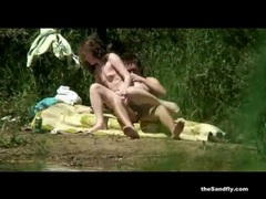 Thesandfly horny beach holidays! movies at kilogirls.com