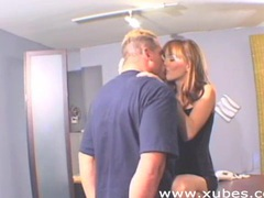 He visits the office and fucks the secretary videos