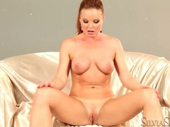 Nude and sexy silvia saint masturbates pussy movies at relaxxx.net