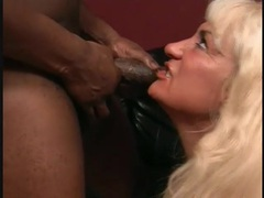 Chubby mom sucks off black cock lustily videos