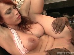 Redhead nicki hunter licked and fucked by black cock movies at sgirls.net