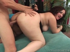 Chubby gal with a hairy box fucked hardcore videos