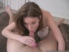 Gorgeous blowjob that satisfies movies at find-best-babes.com