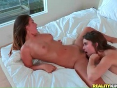 Young wet mouth tight against a lesbian pussy movies at find-best-babes.com