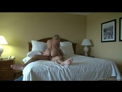 Cock riding blonde with a beautiful ass sits on him movies at find-best-ass.com