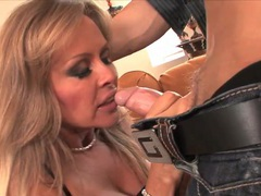 Carolyn reese a blonde milfs loves when a big cock is sunk deep in her tight twat! videos