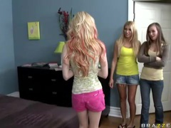 Jayme langford stars in lesbian threesome videos