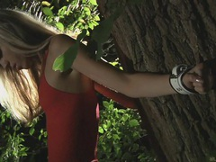 The bondage from the woods movies at find-best-panties.com