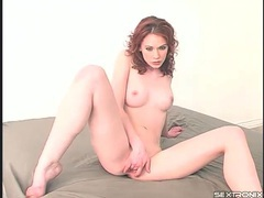 Beautiful redhead swan fingers her cunt movies at kilopills.com