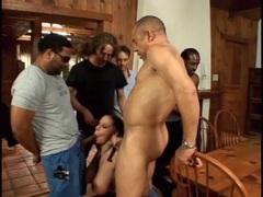Gianna michaels sucks on lots of hard dicks videos