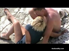 Thesandfly beach voyeur sex antics! videos