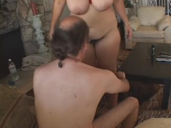 Hair pulling sex with a fat girl he fucks movies