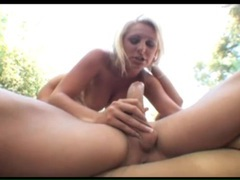 69 outdoors ends with her riding a dick movies at sgirls.net